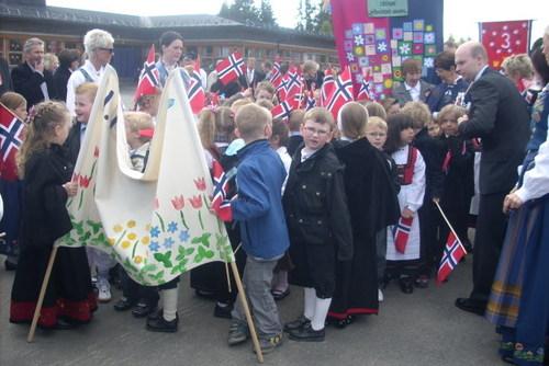 1. klasse Hårstad Skole
